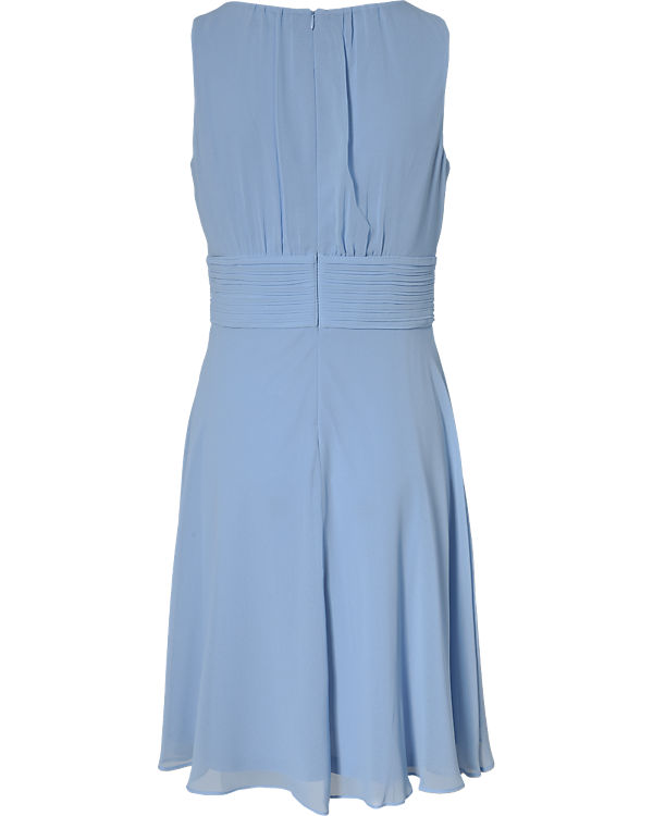 ESPRIT collection Kleid blau