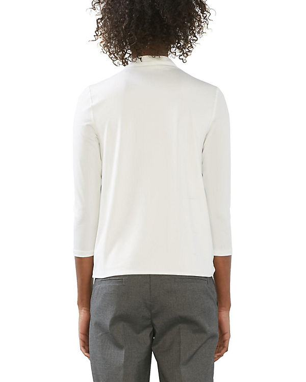 ESPRIT collection Bluse offwhite