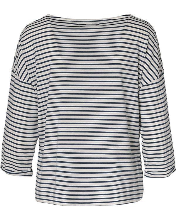 Pepe Jeans 3/4-Arm-Shirt dunkelblau