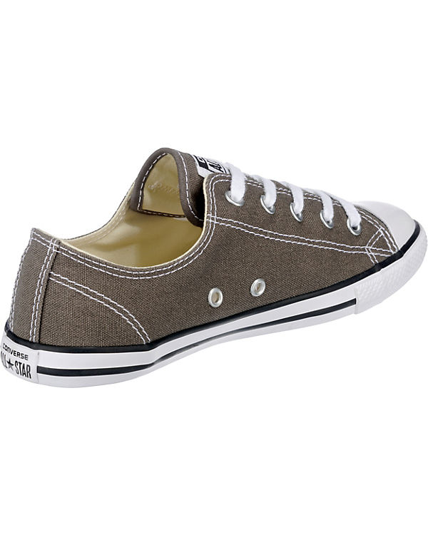 CONVERSE Chuck Taylor All Star Dainty Ox Sneakers dunkelgrau