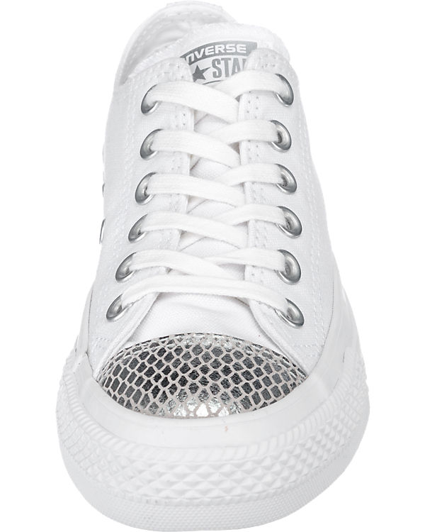 CONVERSE CONVERSE Chuck Taylor All Star Ox Sneakers weiß