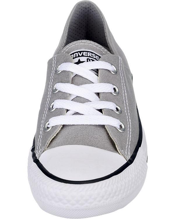 CONVERSE CONVERSE Chuck Taylor All Star Coral Ox Sneakers grau