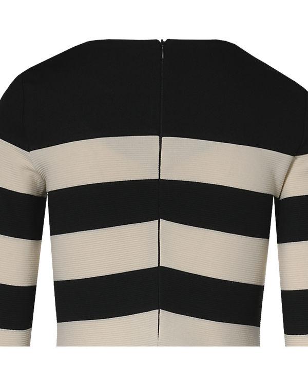ESPRIT Strickkleid schwarz/beige Rabatt Wirklich TNVRnYia