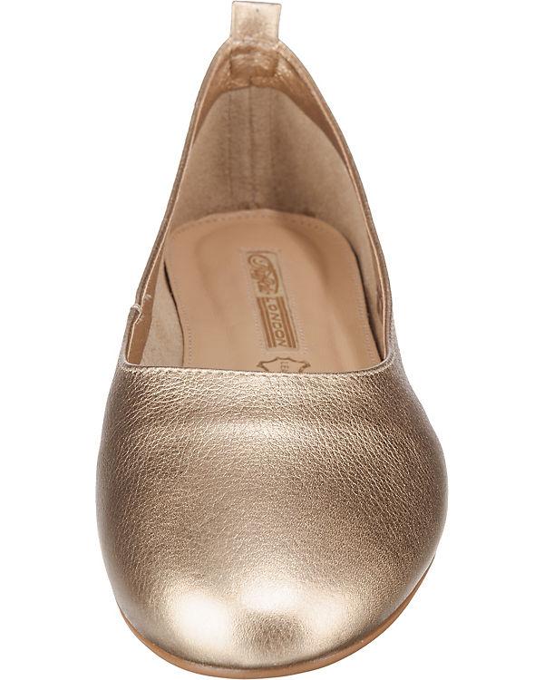 BUFFALO BUFFALO Ballerinas gold