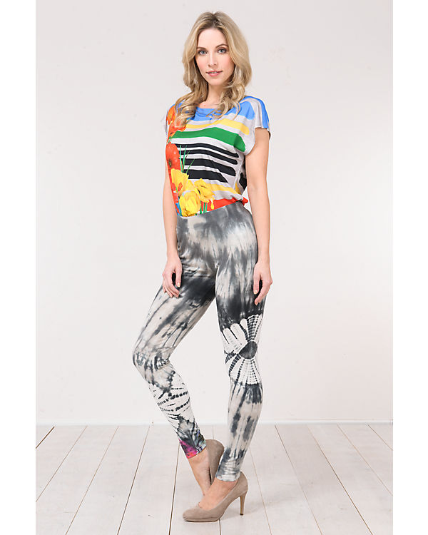 Desigual Leggings grau