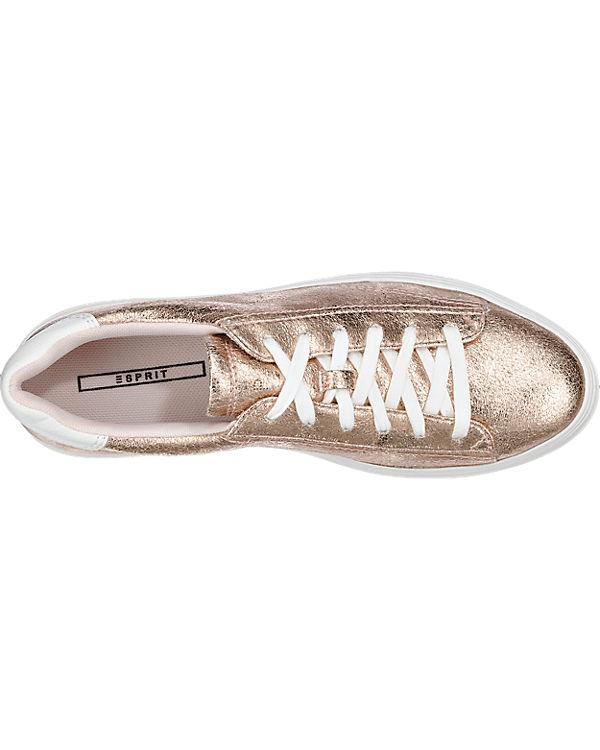 Sneakers gold ESPRIT ESPRIT Sidney ESPRIT ESPRIT XqxRIYwwP