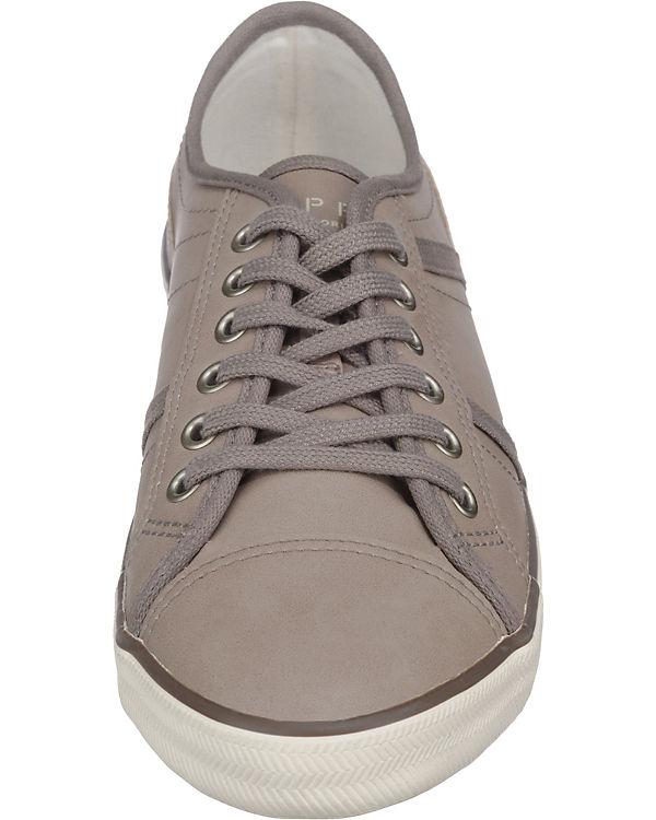 ESPRIT, ESPRIT ESPRIT ESPRIT Megan Sneakers, grau 65e8b3