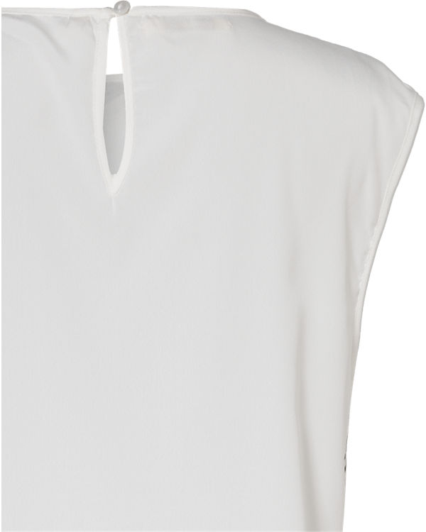 EMOI Blusentop weiß