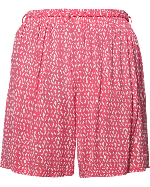 EMOI Shorts rot-kombi