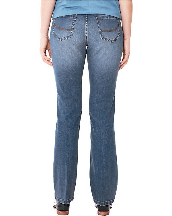 TRIANGLE blau Straight Jeans Regular Straight TRIANGLE blau Regular TRIANGLE Jeans q1zOaXAwx