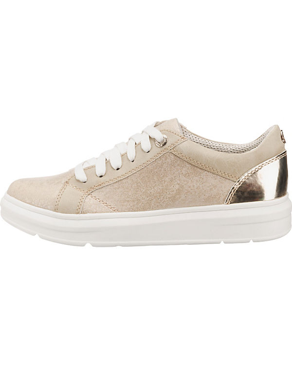 s.Oliver s.Oliver Sneakers gold