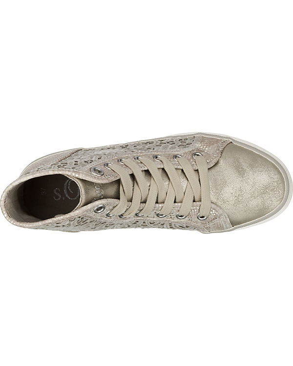 s Sneakers beige s Oliver Oliver kombi Oliver s s Oliver Sneakers qtwFU4