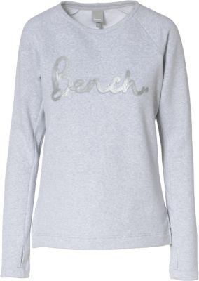 Sweatshirt grau Bench bi4Mo514