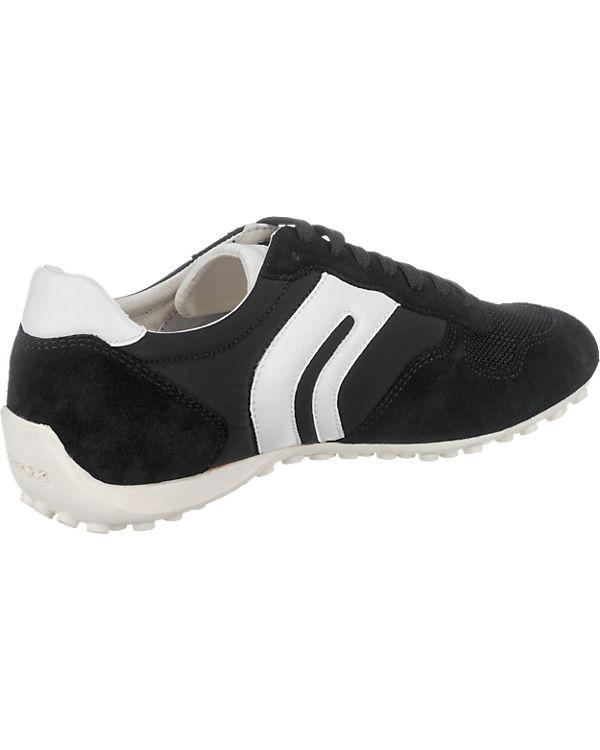 GEOX GEOX Snake Sneakers schwarz
