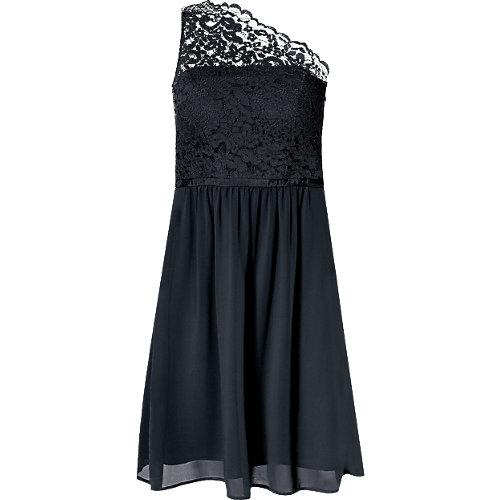 ESPRIT collection Kleid dunkelblau Damen Gr. 36