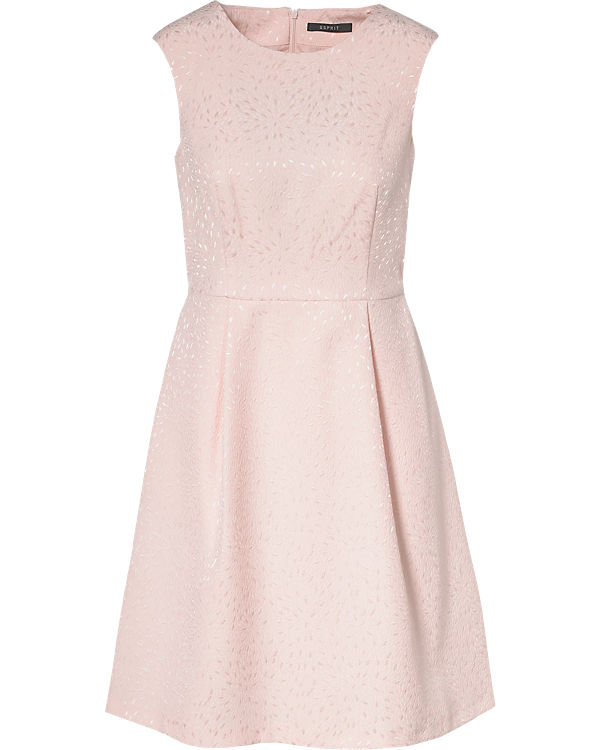 ESPRIT collection Kleid rosa