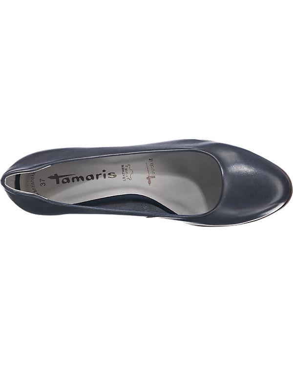 Tamaris Tamaris Micro Pumps dunkelblau