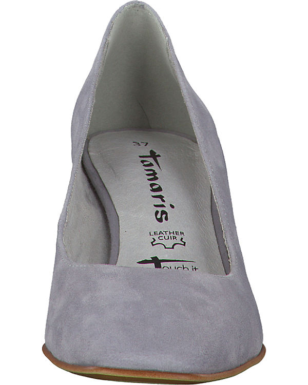 Tamaris, Tamaris Tamaris Tamaris Getty Pumps, grau 89c86d