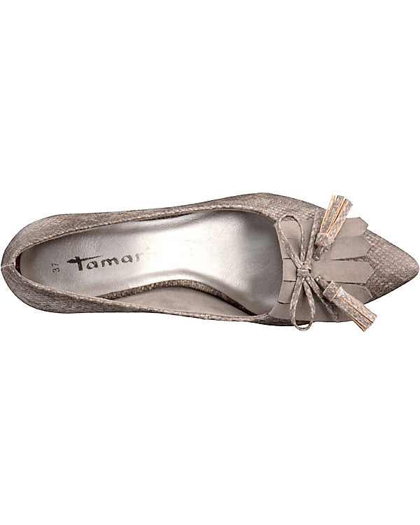 Tamaris Tamaris Fatsia Pumps braun