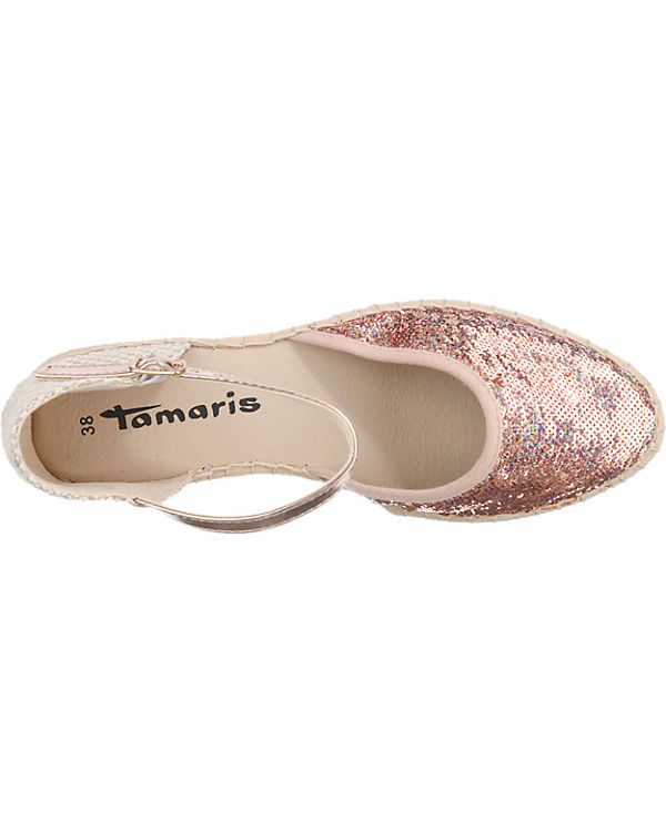 Tamaris Tamaris Rennes Slipper rosa