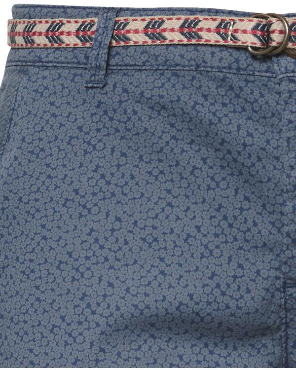 ESPRIT Shorts dunkelblau