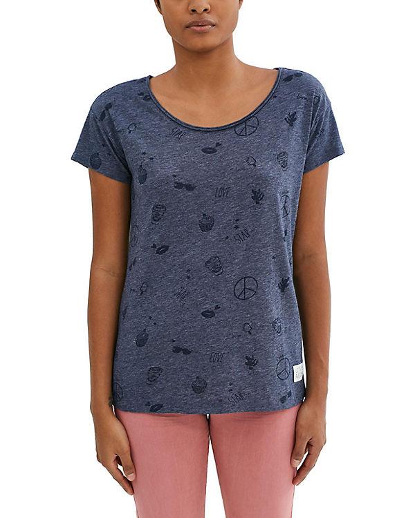 Shirt T by hellblau ESPRIT edc qEY1tt