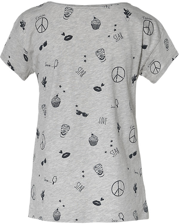 ESPRIT by grau Shirt T edc FqSwX7n
