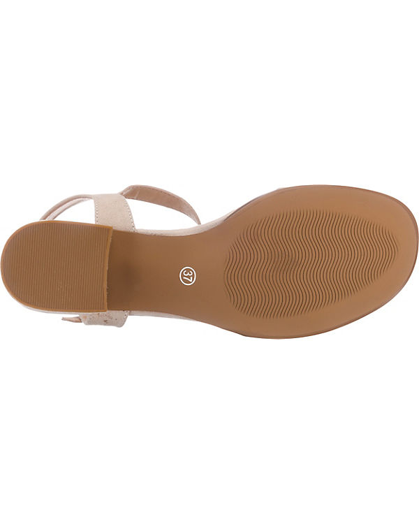 Anna Field Klassische Sandaletten nude