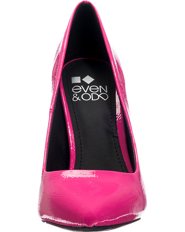 Even & Odd Even & Odd Pumps pink