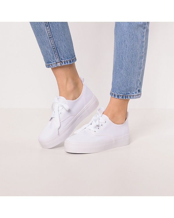Low amp; Sneakers Even weiß Odd qPTHpwf