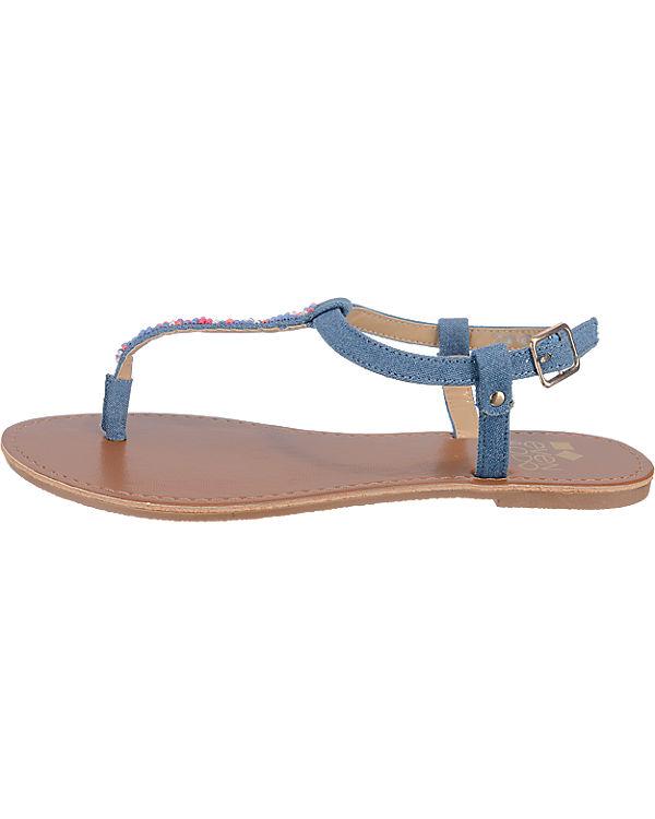 Even & Odd Even & Odd Sandaletten blau