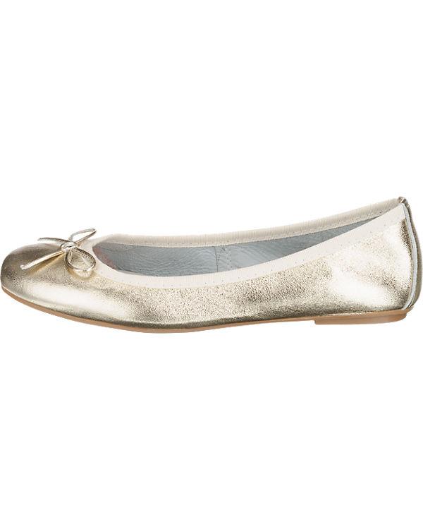 Tamaris Tamaris Vera Ballerinas gold