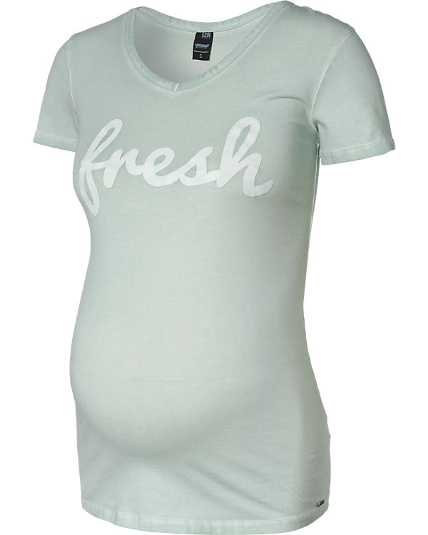 LOVE2WAIT Umstandsshirt Fresh mint