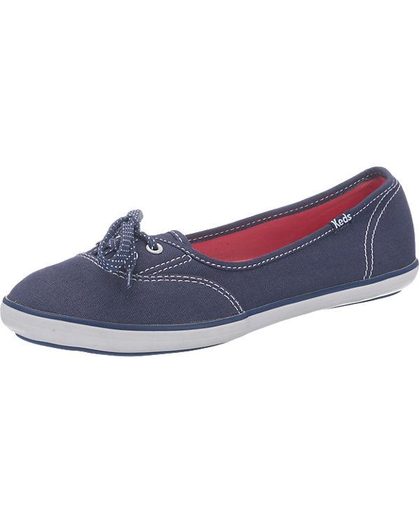 Keds, Keds Keds Keds, Teacup Seasonal Sneakers, blau 421aaa