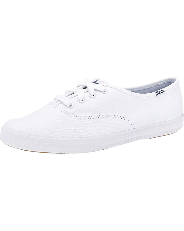 Keds CHAMPION CVO CORE CANVAS-WHITE Sneakers Low weiß