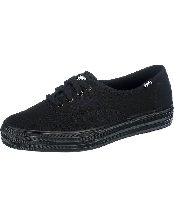 Keds Keds Triple Season Canvas Sneakers schwarz