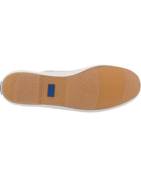 Keds Keds Champion Foil Ticking Dot Sneakers beige