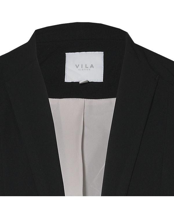 VILA schwarz Blazer Blazer VILA Blazer VILA schwarz schwarz VILA txwSqOnpZ