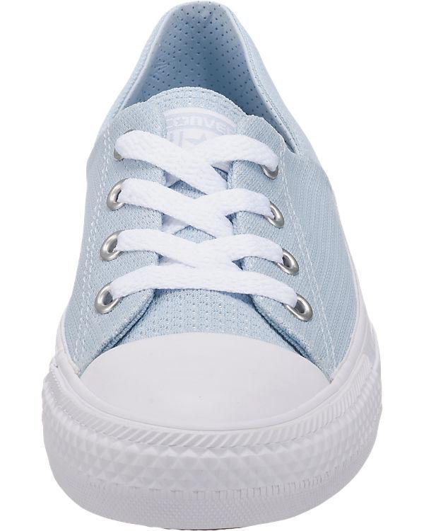 CONVERSE CONVERSE Chuck Taylor All Star Coral Sneakers hellblau