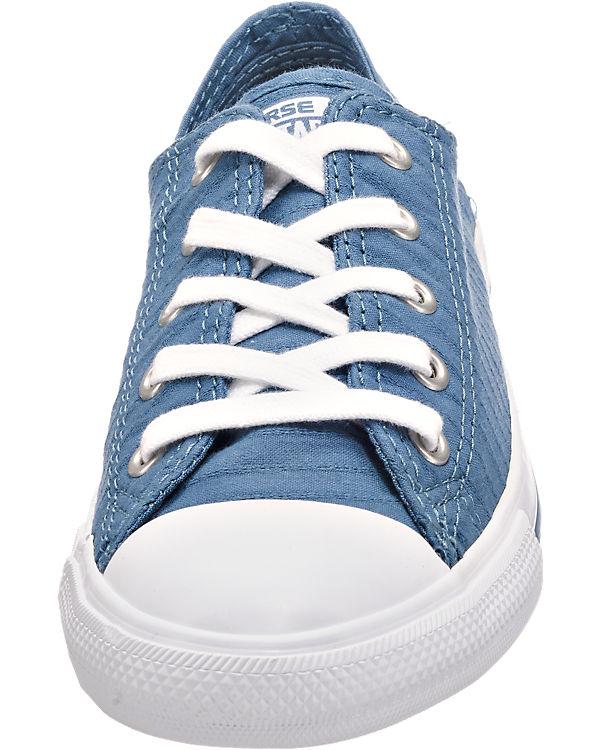 Taylor CONVERSE blau Ox Dainty Sneakers All Star Chuck CONVERSE EErqRP7