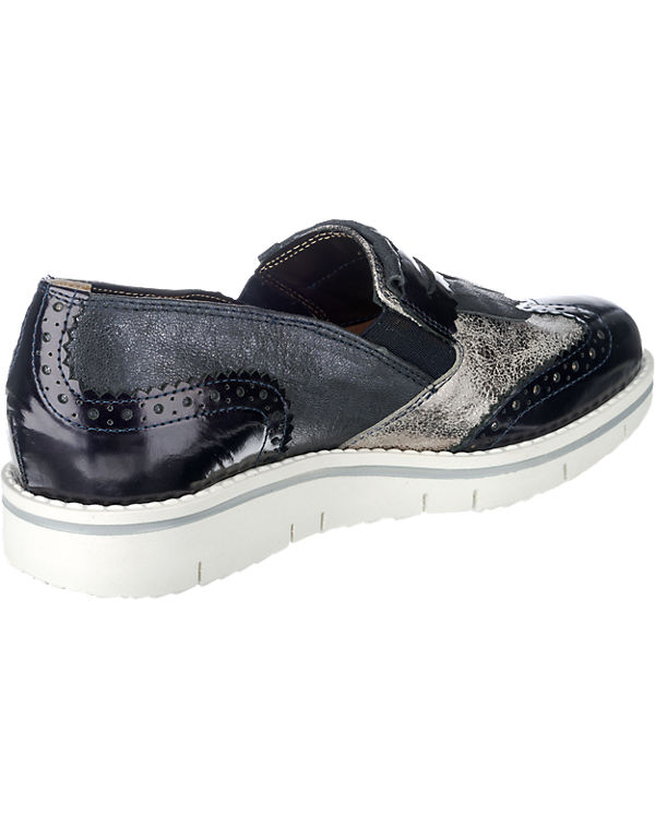 Easy'n Rose Easy'n Rose Slipper blau-kombi