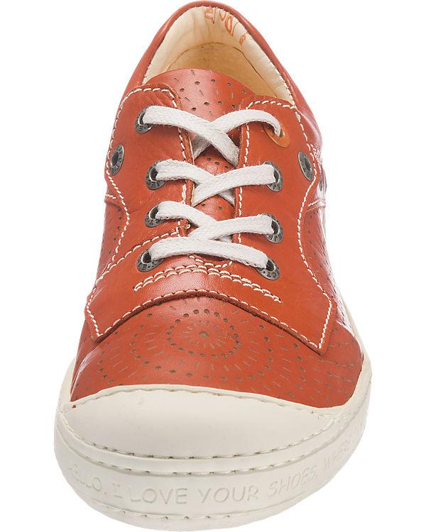 Eject Eject Sneakers orange 100% Authentisch Angebote Günstig Online kgsyC3H