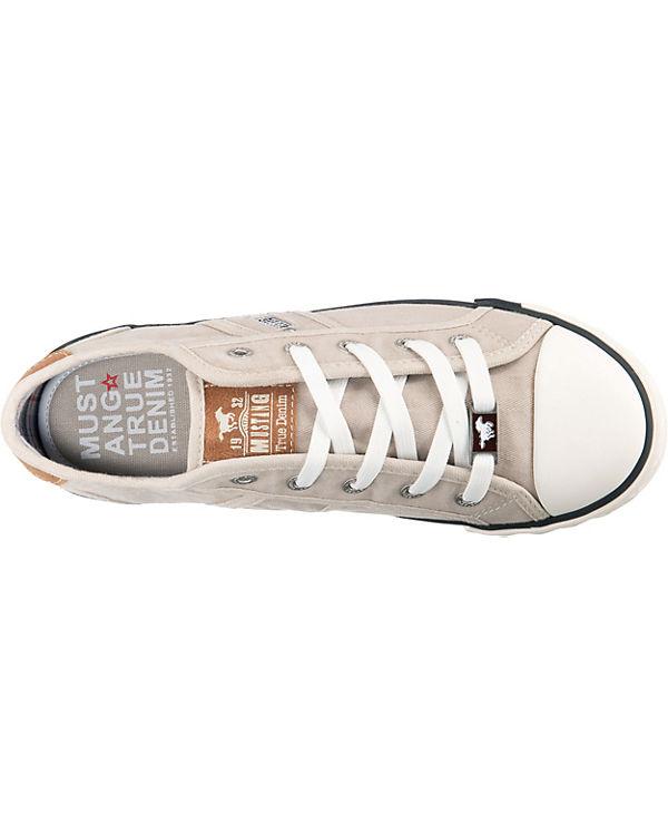 MUSTANG MUSTANG Sneakers hellgrau