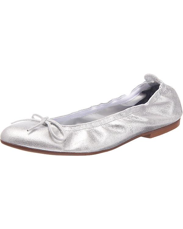 Clic Clic Ballerinas silber