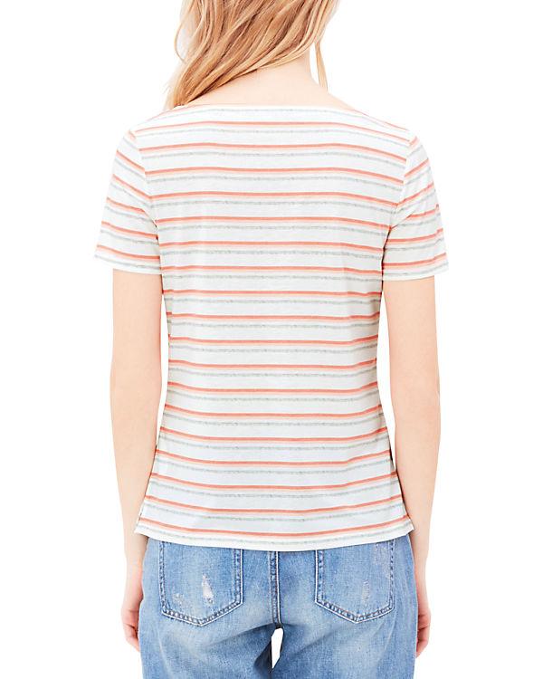 s Oliver Shirt T Oliver Oliver creme s Shirt T creme s FfHYzA