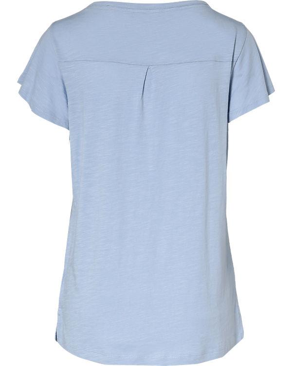 s.Oliver T-Shirt blau