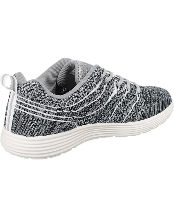 LA Gear LA Gear Pacific Sneakers grau-kombi