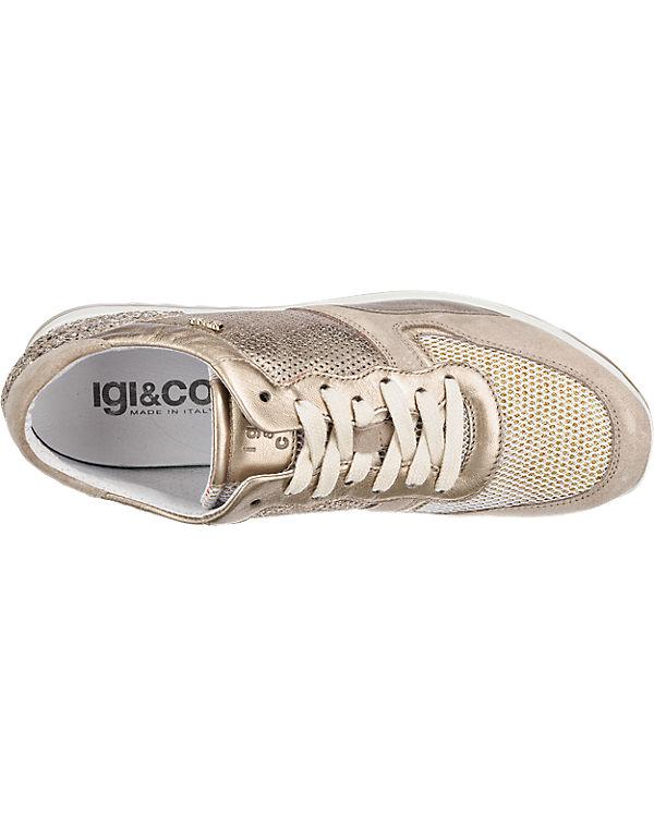 IGI & CO IGI & CO Sneakers beige Verkauf 100% Original Original Günstiger Preis Günstig Kaufen Sehr Billig Günstiger Preis Top-Qualität axvdjvy