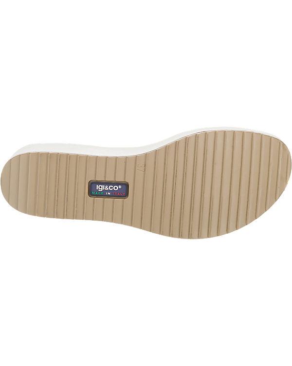 CO Sandaletten IGI amp; amp; amp; beige IGI amp; IGI IGI CO CO nxFpqHY1wx