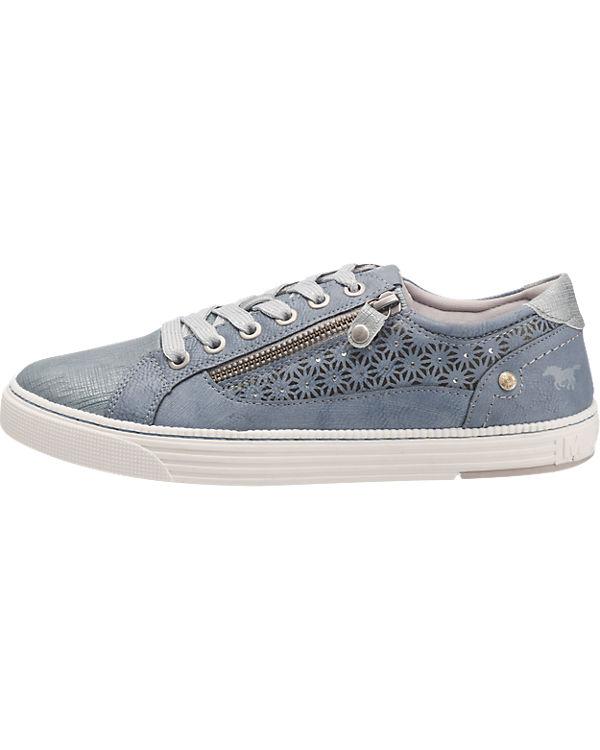 MUSTANG MUSTANG Sneakers blau Bilder Footlocker Günstig Kaufen Besten Laden Zu Bekommen Bester Platz Günstig Kaufen Großen Verkauf J1LK0wC